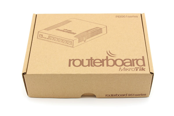 Overview and setting of the new high-performance router