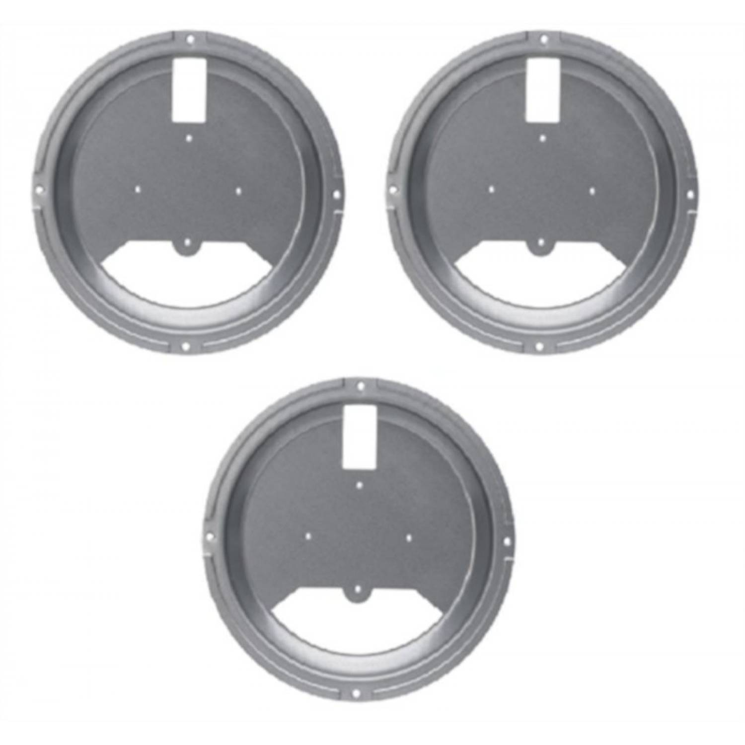 Ubiquiti Networks nanoHD Recessed Ceiling Mount 3-Pack WLAN access point mount
