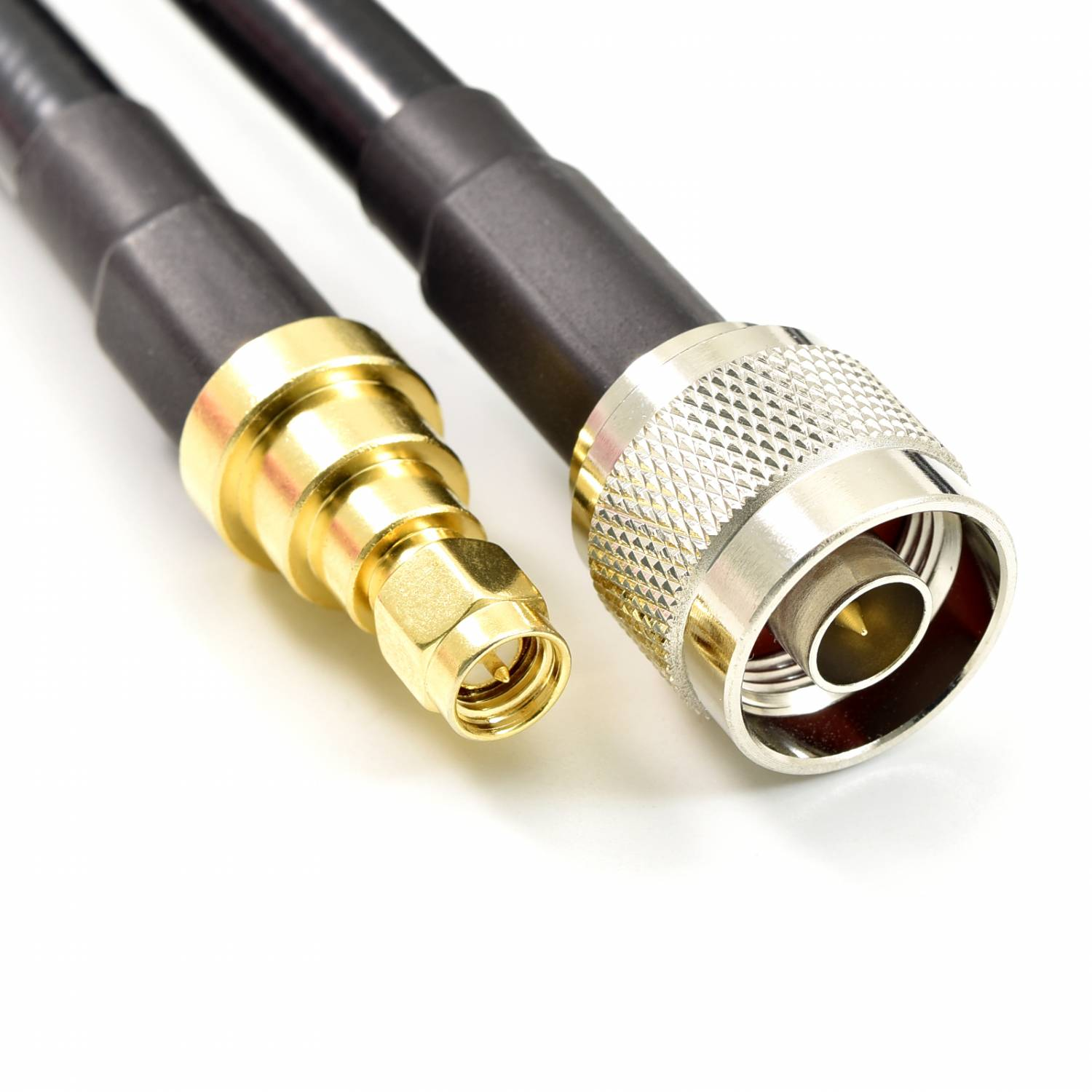N Male to SMA Male LMR-400 Low Loss Coaxial Cable 10m 32feet