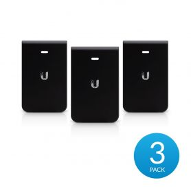 In-Wall HD Covers Black 3-pack