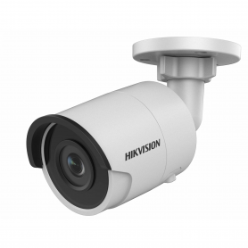 HikVision 6MP Outdoor WDR Fixed Mini Bullet Network Camera DS-2CD2063G0-I F 2.8