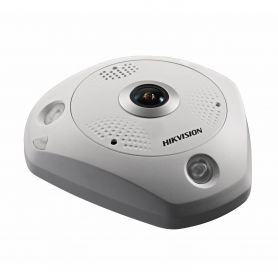 HikVision 12MP IR Network Fisheye Camera DS-2CD63C5G0-IVS