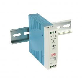 Teltonika DIN Rail Power Supply 12V 20W 1.67A
