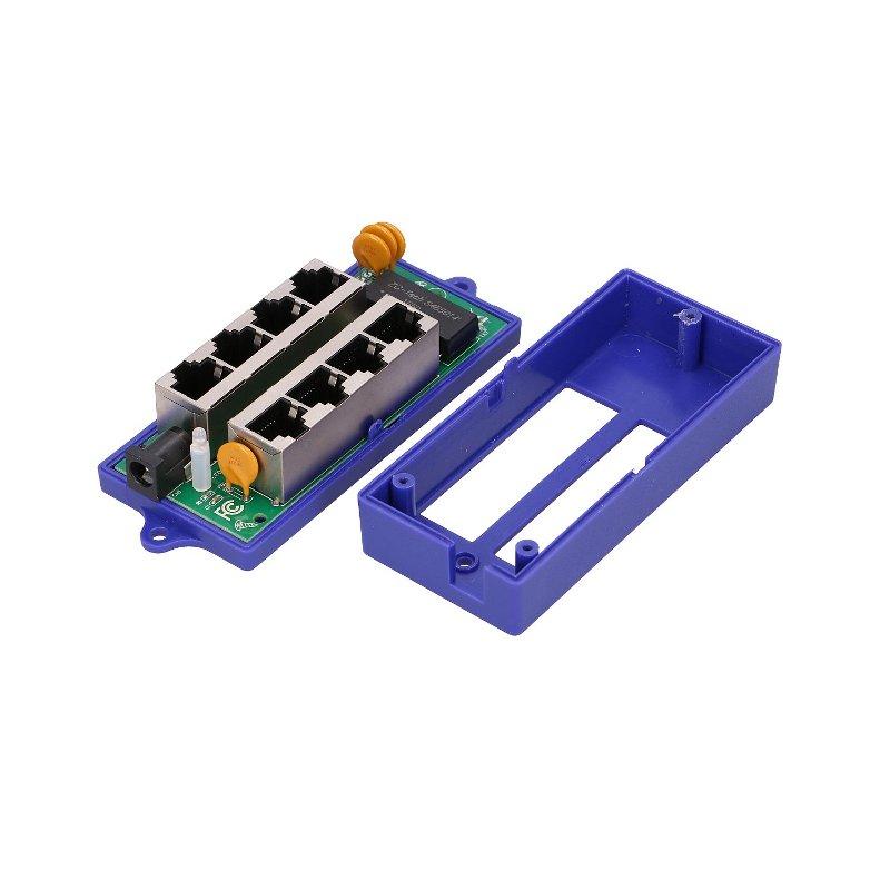 OEM POE Injector 4 Port Gigabit (POE4PG) | EuroDK