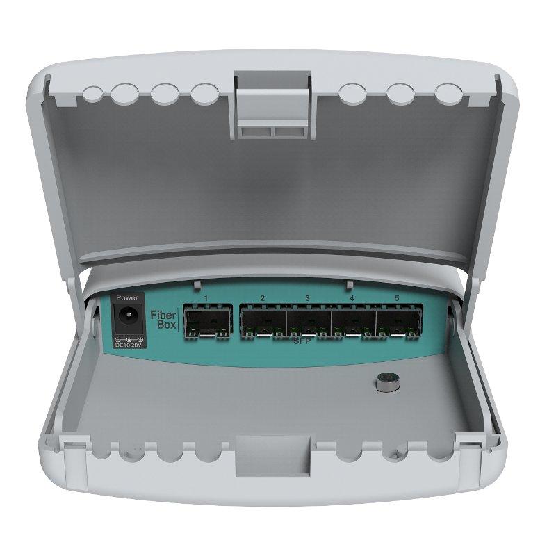 Mikrotik Fiberbox Crs105 5s Fb Crs Mikrotik Eurodk